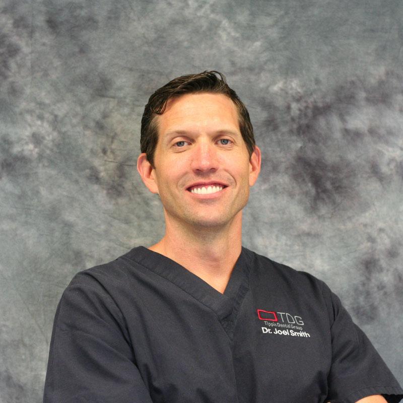 Dr. Joel Smith Image - Tippin Dental Group