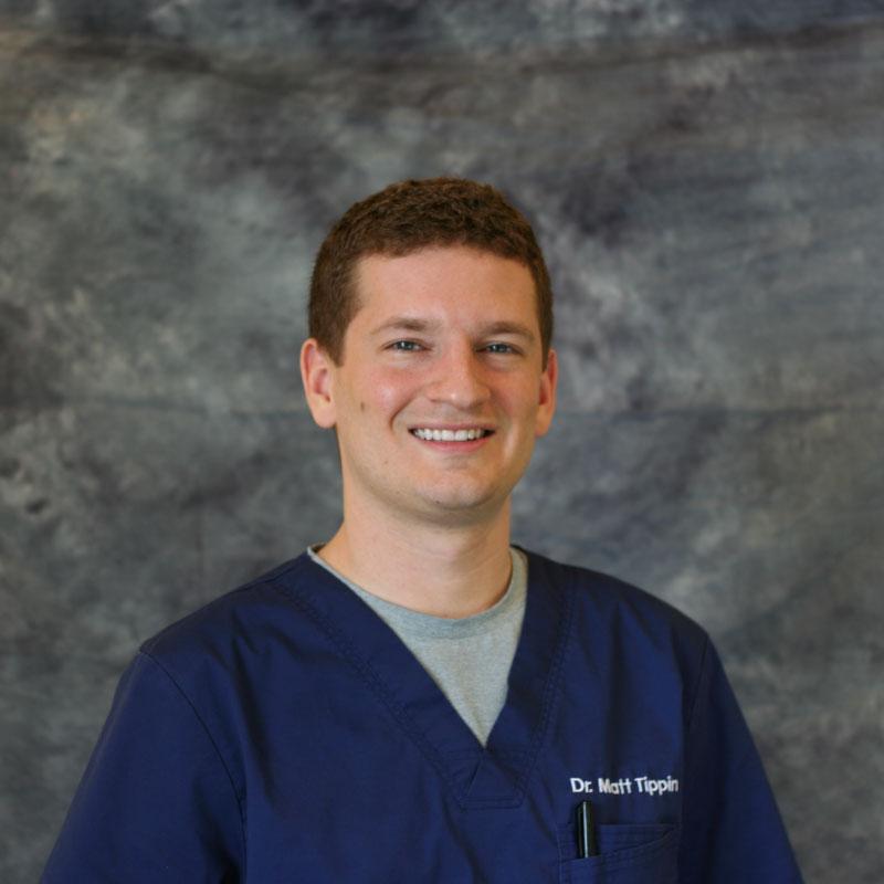 Dr. Matthew J. Tippin Image - Tippin Dental Group