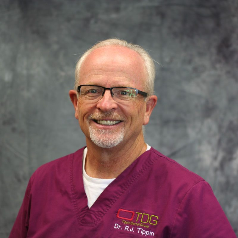 Dr. RJ Tippin Image - Tippin Dental Group