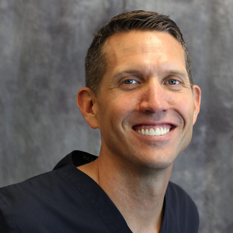 Dr. Smith Image - Tippin Dental Group