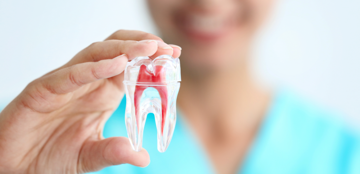 5 Myths About Root Canals Featured Image - Tippin Dental Group